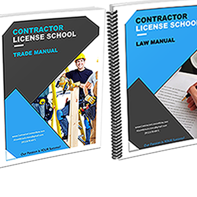 Contractor License School package 7