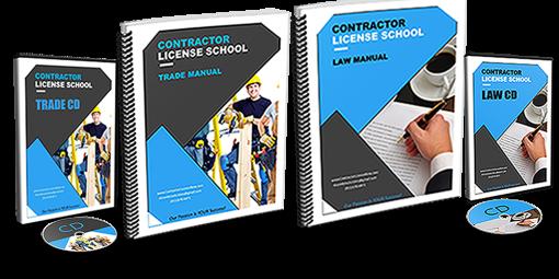 Contractor License School package 7