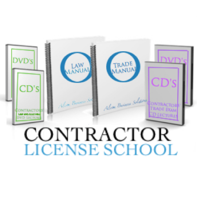 Contractor License School Enrollment