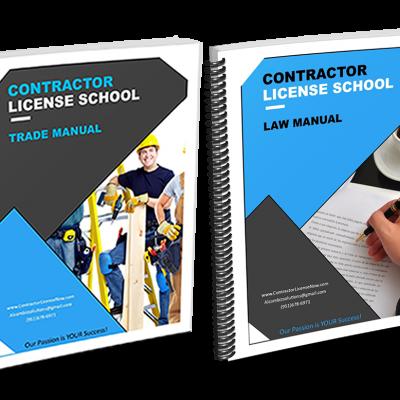 Contractor License School Chula Vista - Contractor License